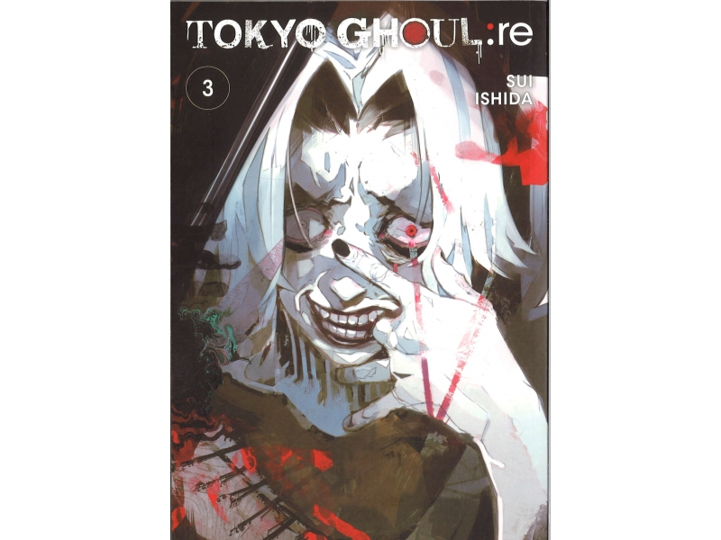 Tokyo Ghoul Re 3 - Sui Ishida