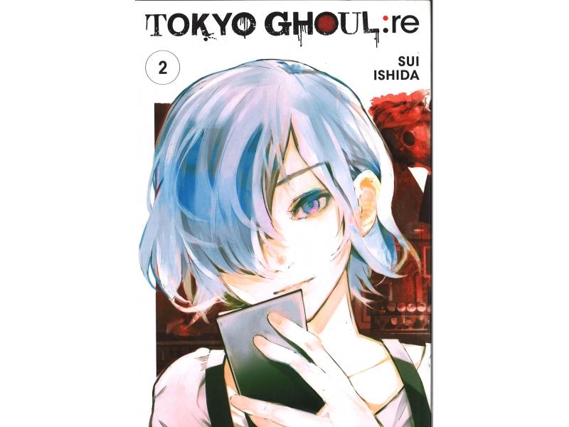 Tokyo Ghoul Re 2 - Sui Ishida