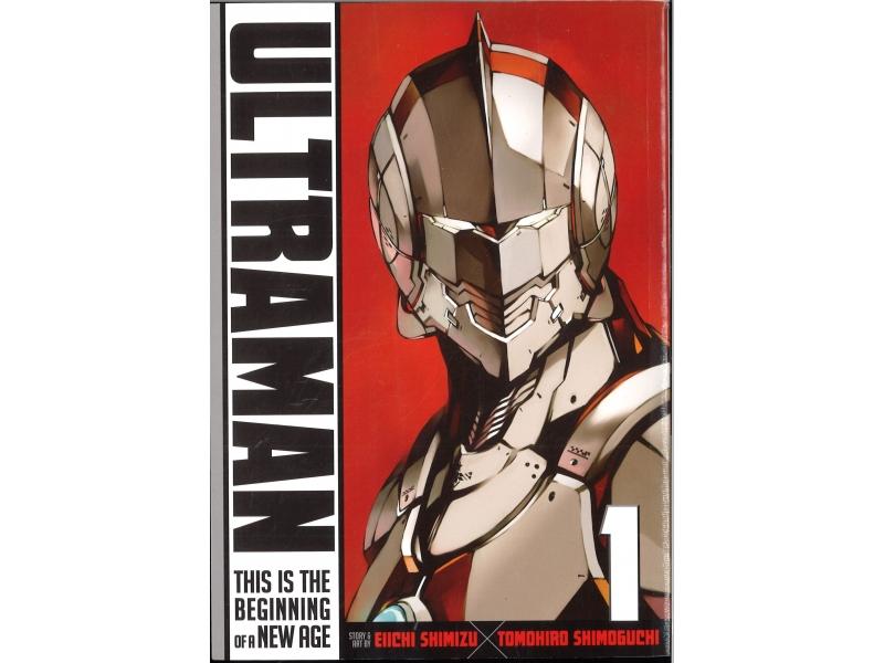 Ultraman 1 - Eiichi Shimiz