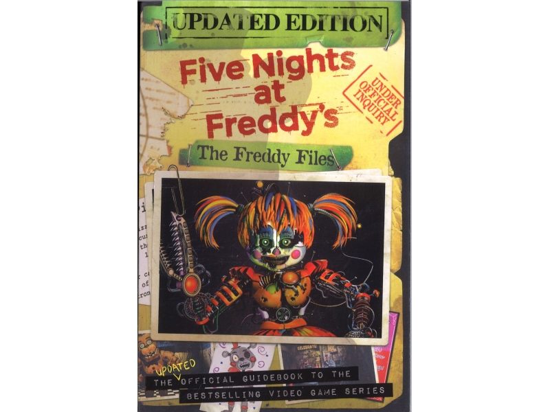 Five Nights At Freddy's - The Freddy Files