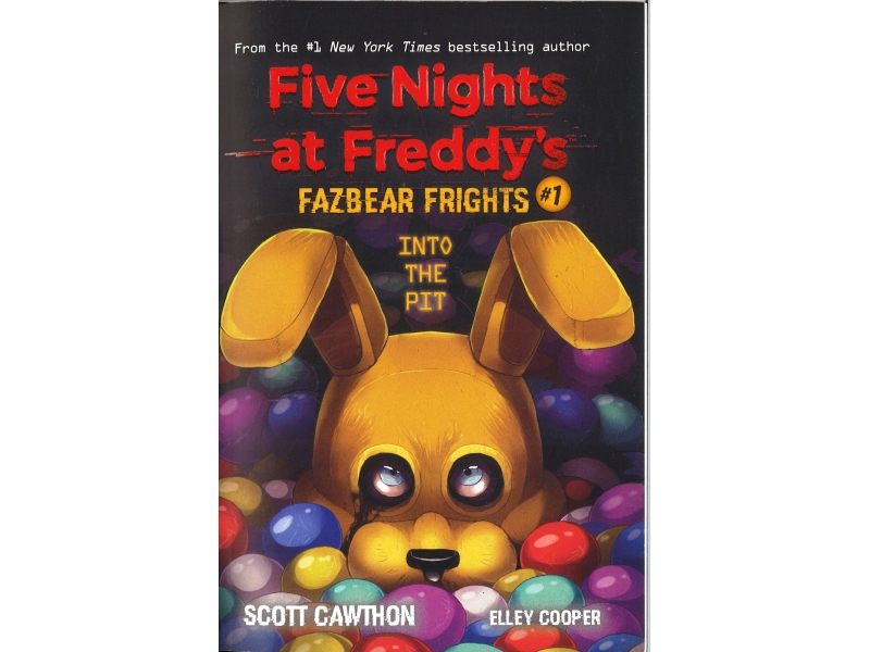 Five Nights At Freddy's - Fazbear Frights #1 Into The Pit