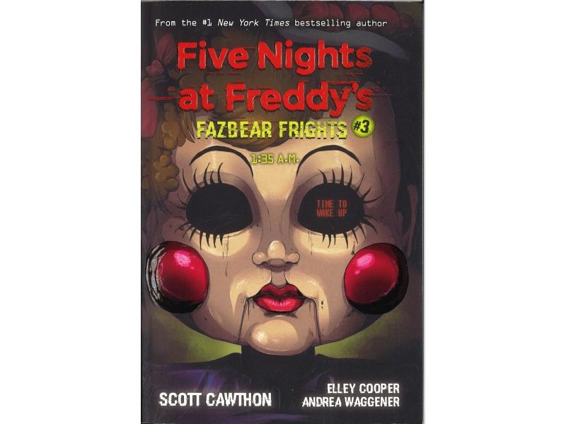 Five Nights At Freddy's - Fazbear Frights #3 1:35AM
