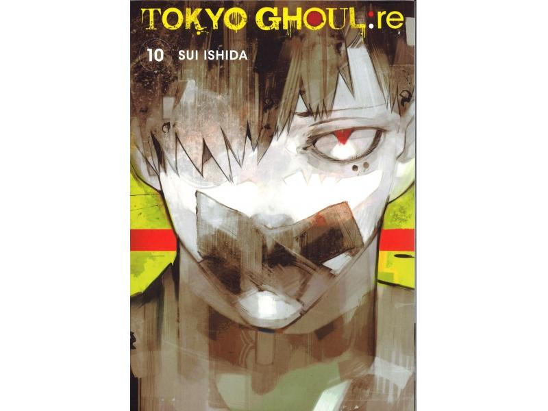 Tokyo Ghoul Re 10 - Sui Ishida