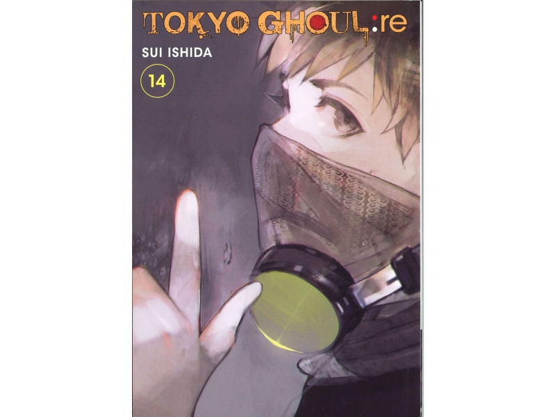 Tokyo Ghoul Re 14 - Sui Ishida