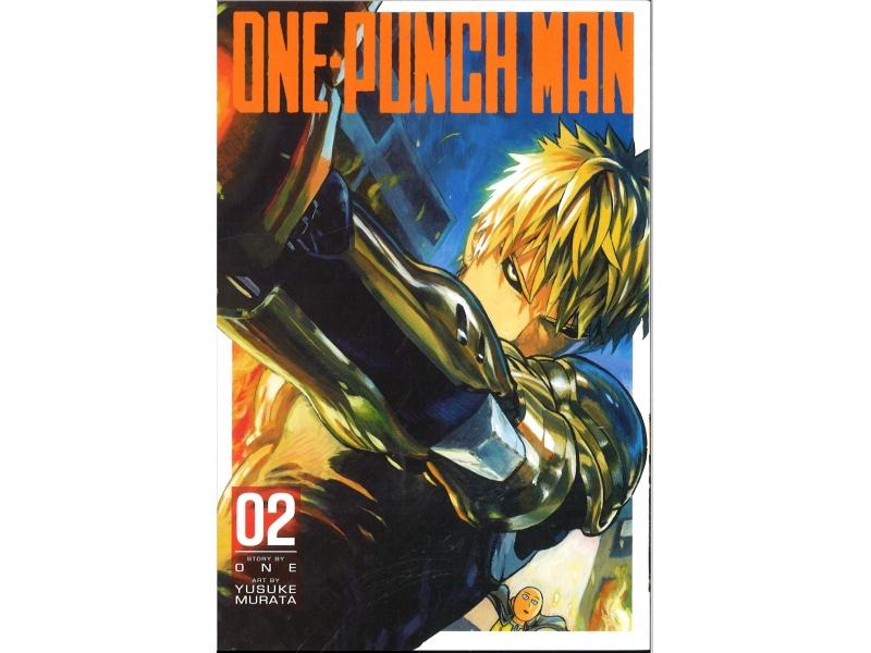 One Punch Man 2 - Yusuke Murata