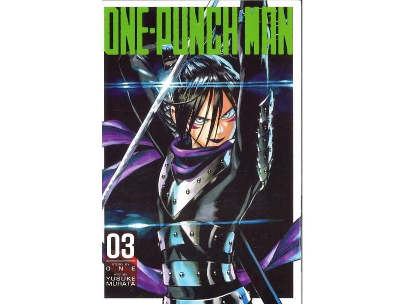 One Punch Man 3 - Yusuke Murata