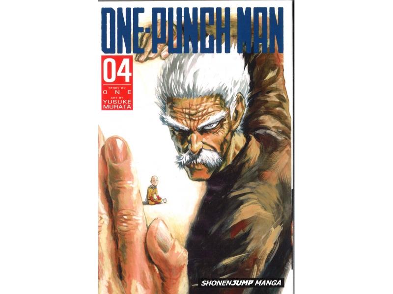 One Punch Man 4 - Yusuke Murata