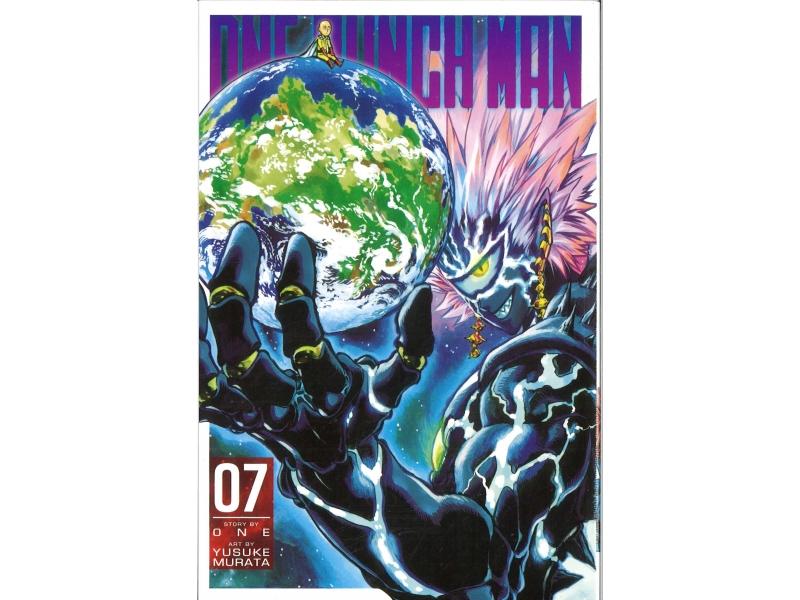 One Punch Man 7 - Yusuke Murata