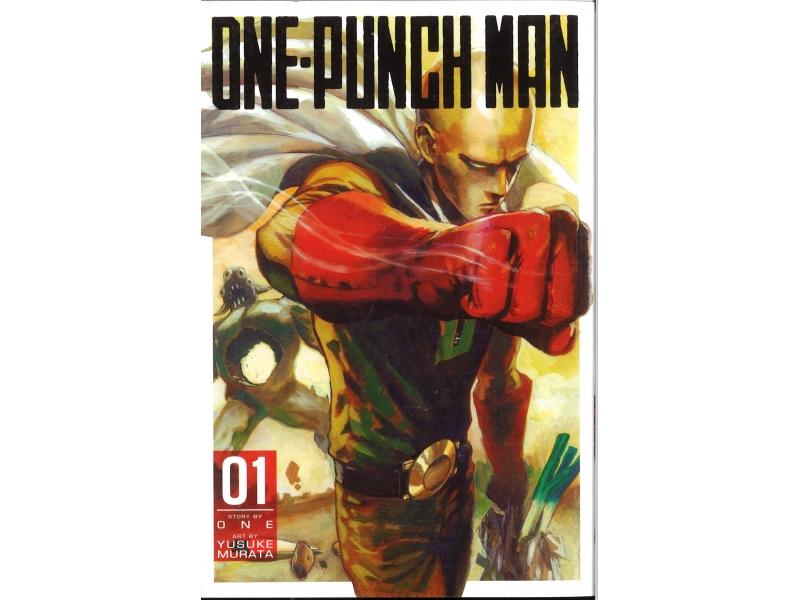 One Punch Man 1 - Yusuke Murata
