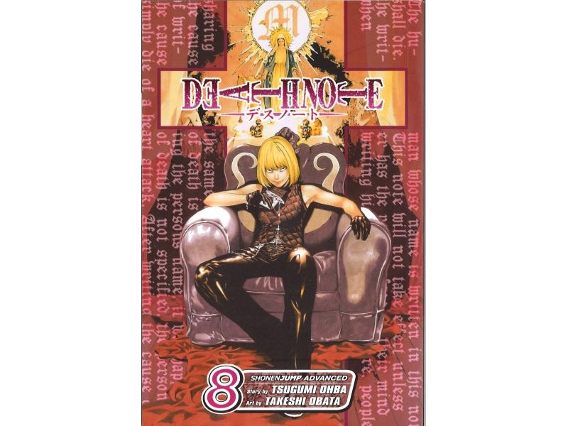 Death Note 8 - Tsugumi Ohba