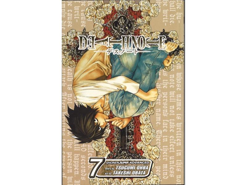 Death Note 7 - Tsugumi Ohba