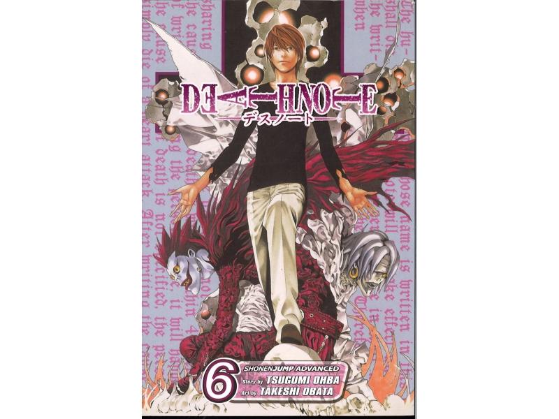 Death Note 6 - Tsugumi Ohba