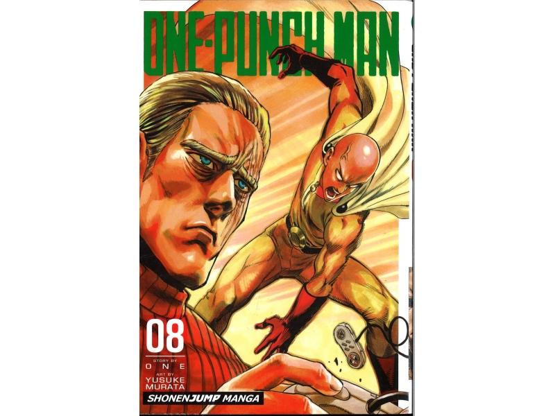One Punch Man 8 - Yusuke Murata