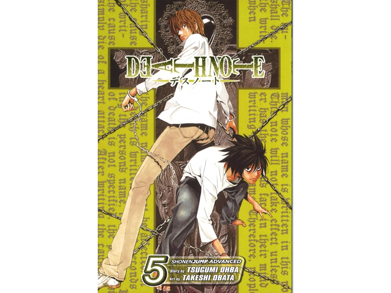 Death Note 5 - Tsugumi Ohba