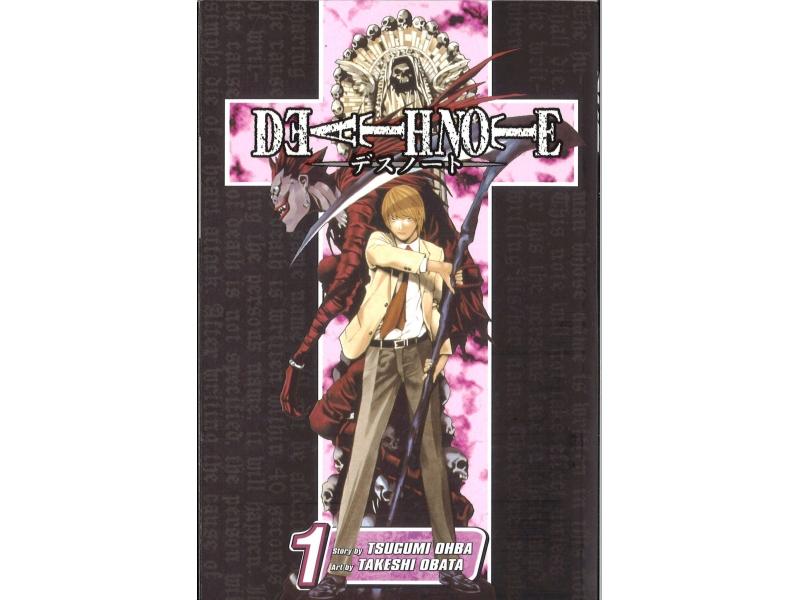 Death Note 1 - Tsugumi Ohba