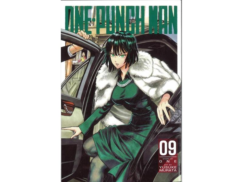 One Punch Man 9 - Yusuke Murat