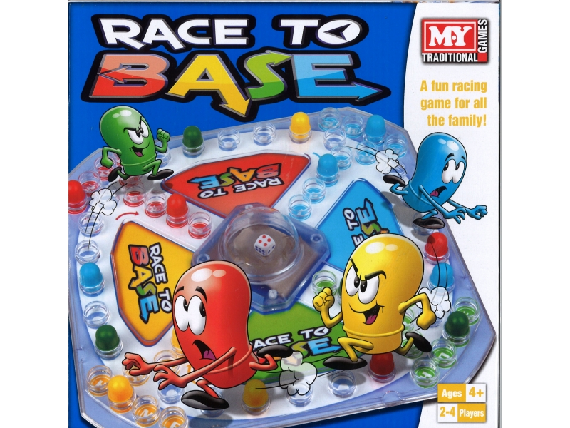 Race To Base - Family Game