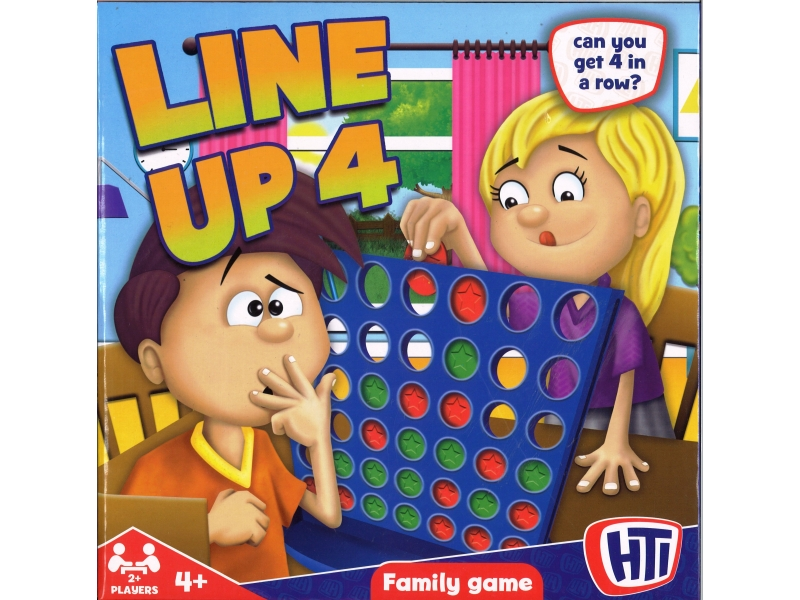 Line Up 4 - Family Game