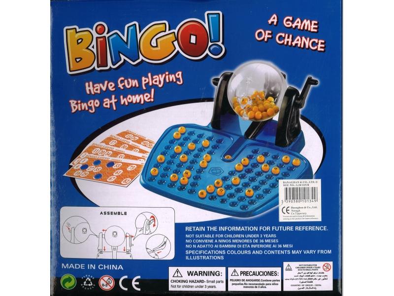 Bingo ! Family Game