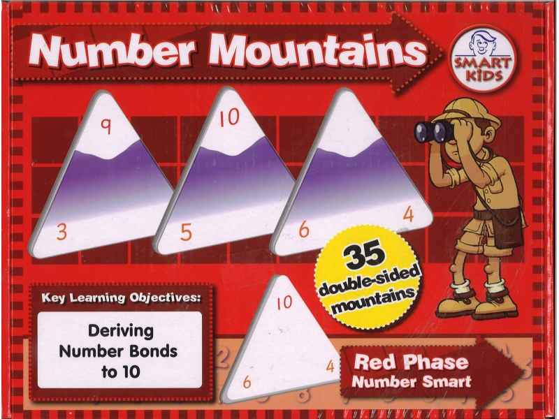 Number Mountains - Smart Kids