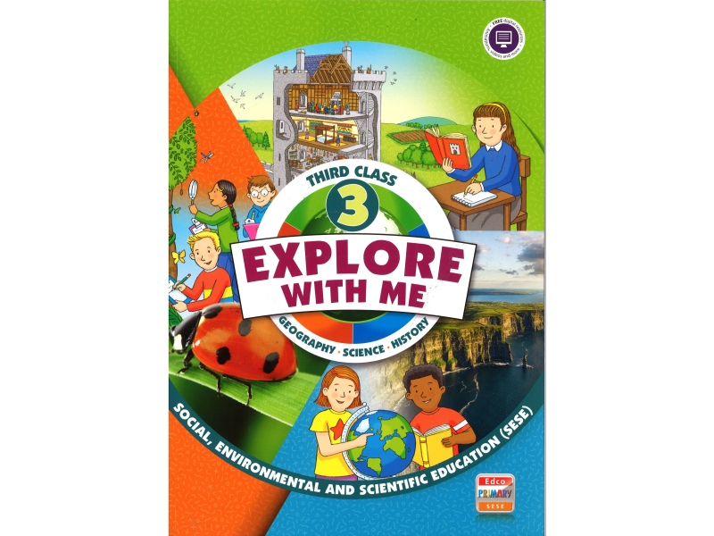 Explore With Me SESE Pack - Third Class