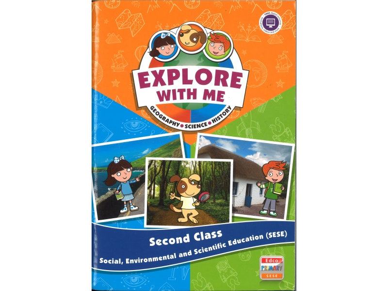 Explore With Me SESE Pack - Second Class