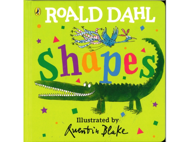 Roald Dahl - Shapes