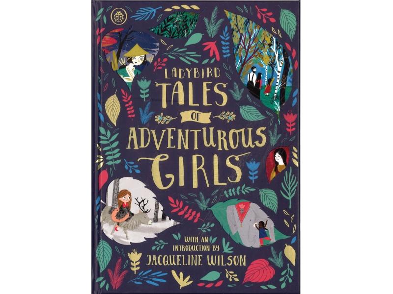 Jacqueline Wilson - Ladybird Tales Of Adventurous Girls