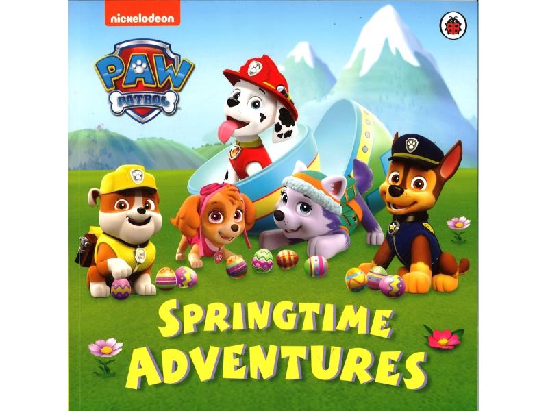 Paw Patrol - Springtime Adventures