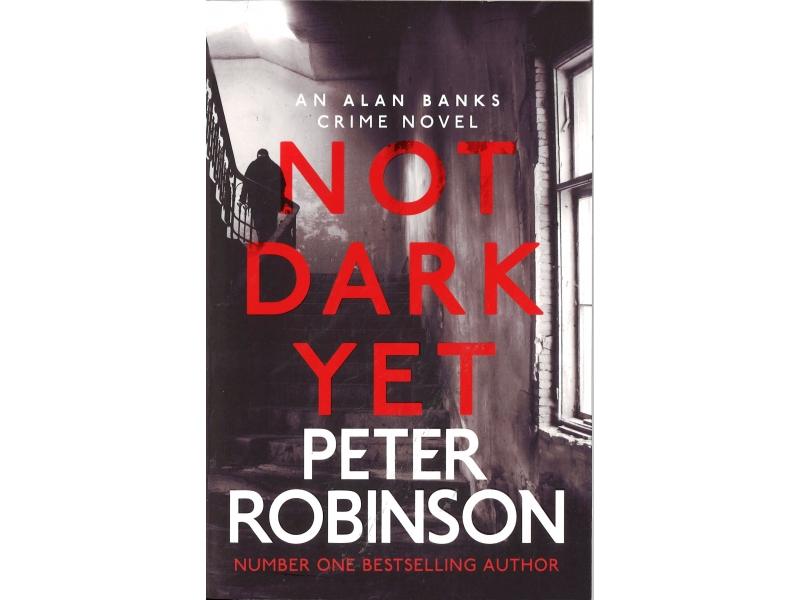 Peter Robinson - Not Dark Yet