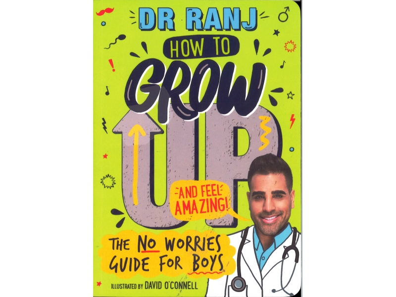 DR Ranj - How To Grow Up