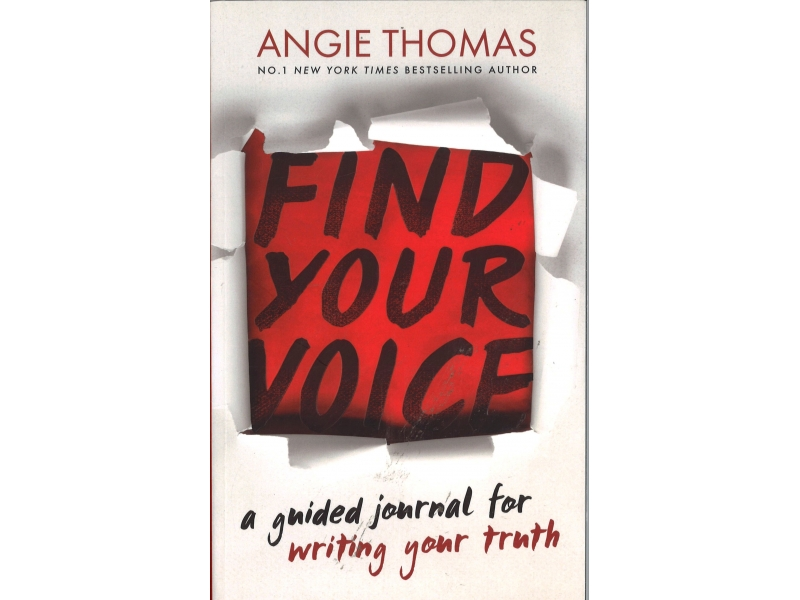 Angie Thomas - Find Your Face