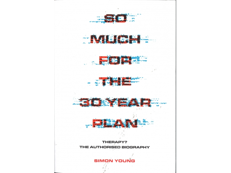 Simon Young - So Much For The Year Plan