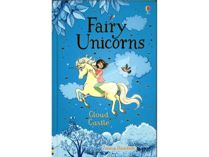 Fairy Unicorns - Cloud Castle - Zanna Davidson
