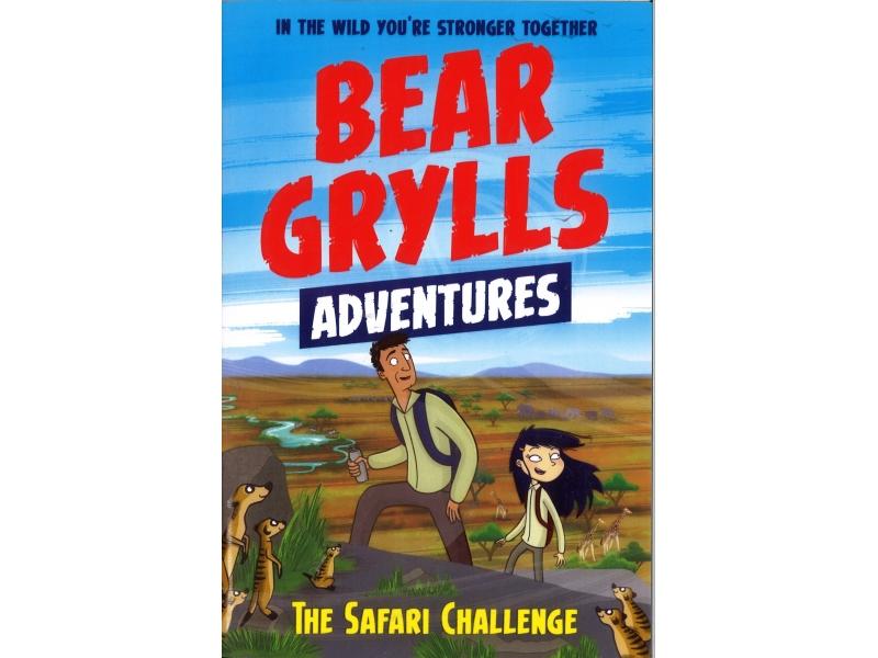 Bear Grylls Adventures - The Safari Challenge