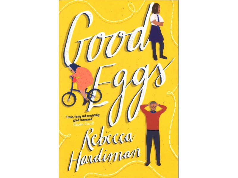 Rebecca Hardiman - Good Eggs
