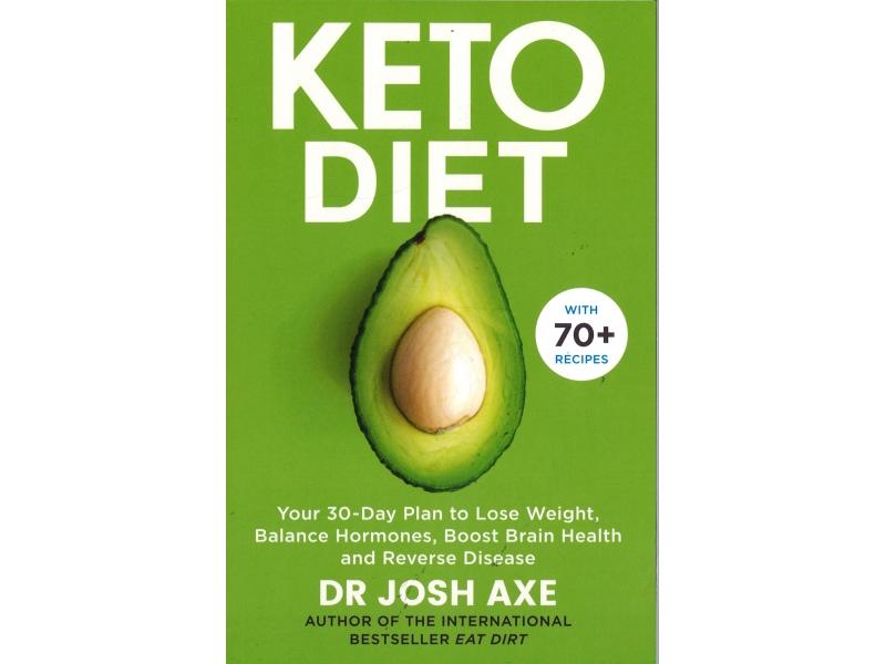 Keto Diet - Dr Josh Axe