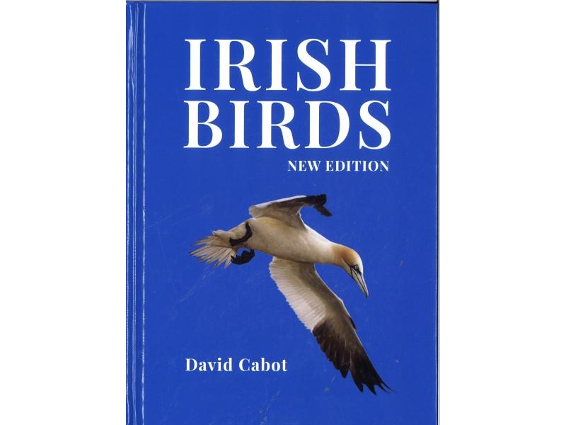 Irish Birds New Edition - David Cabot