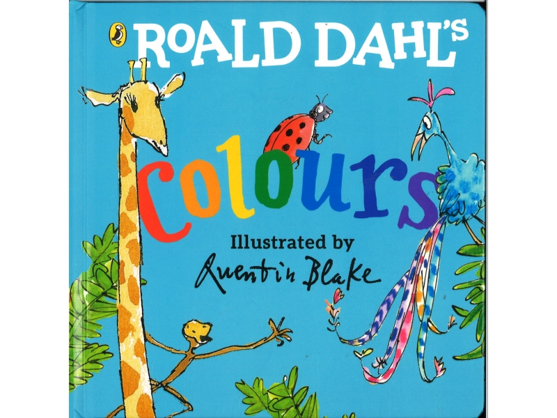 Roald  Dahl's - Colours