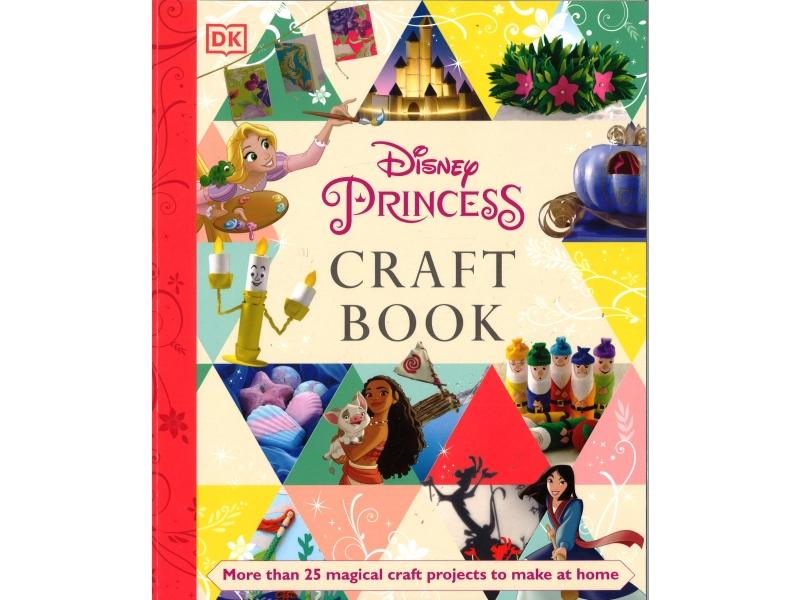 Disney Princess - Craft Book