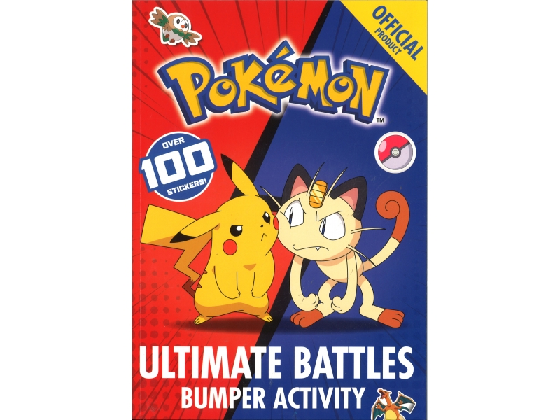 Pokemon - Ultimate Battles Bumper Activity