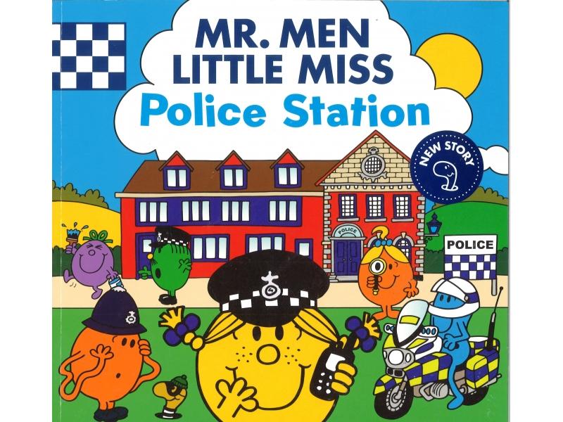 Mr. Men Little Miss - Police Station