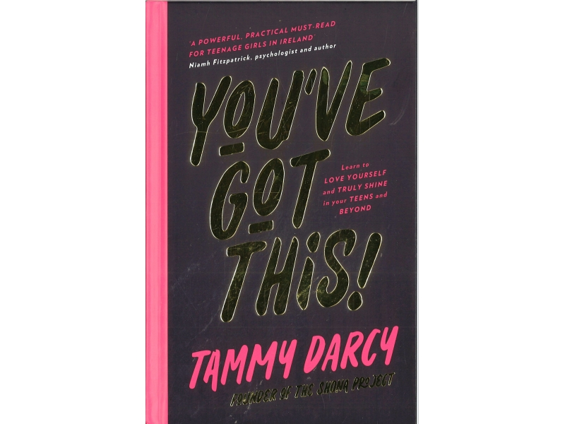 Tammy Darcy - You've Got This !