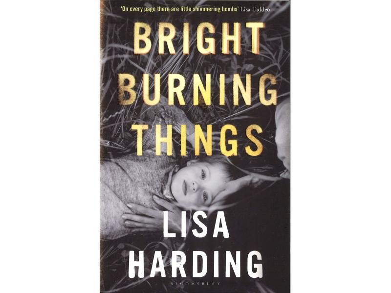 Lisa Harding - Bright Burning Things