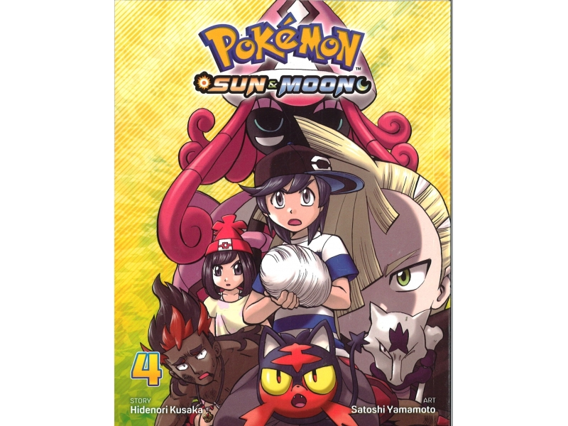 Pokemon - Sun & Moon 4