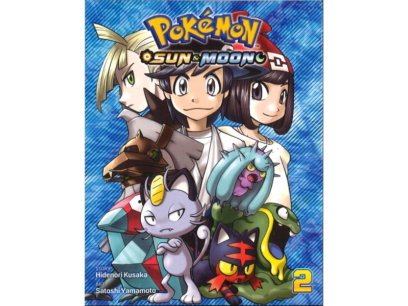 Pokemon - Sun & Moon 2
