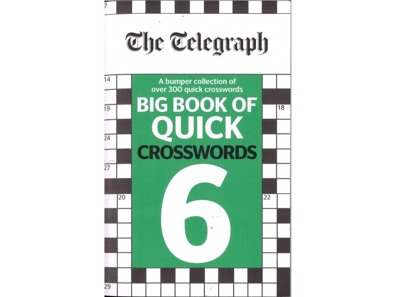 The Telegraph - Big Book Of Crosswords 6