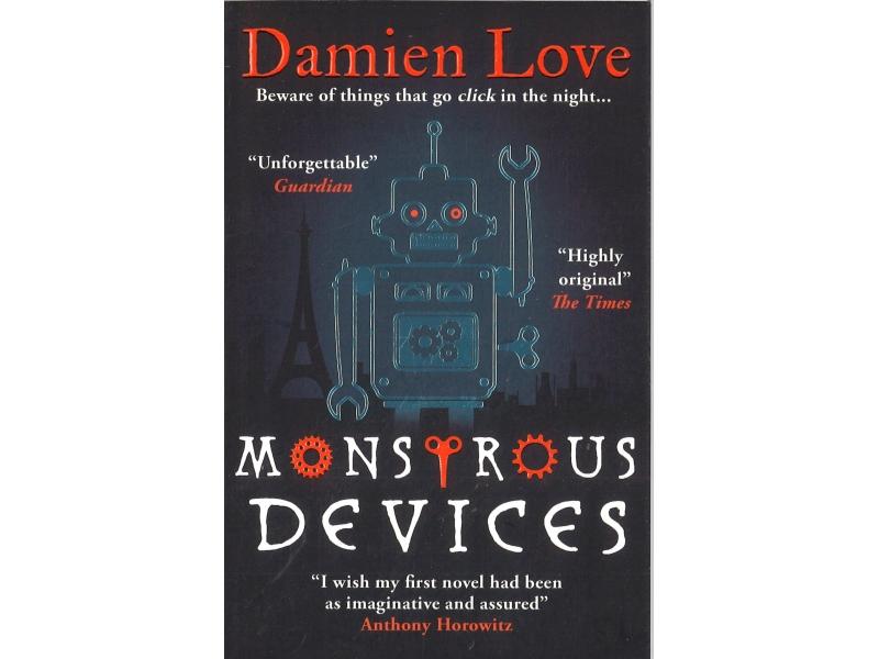 Damien Love - Monstrous Devices