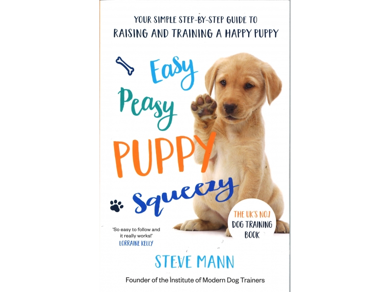 Steve Mann - Easy , Peasy Puppy Squeezy