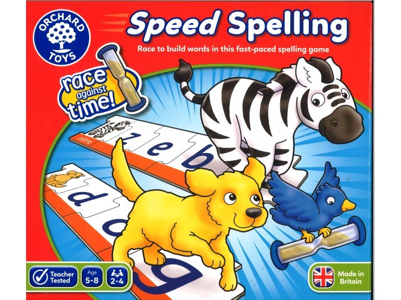 Speed Spelling